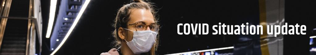 COVID update 1